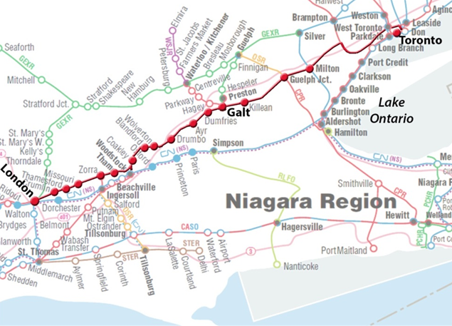 Transportation Safety Board of Canada Railway Investigation Report