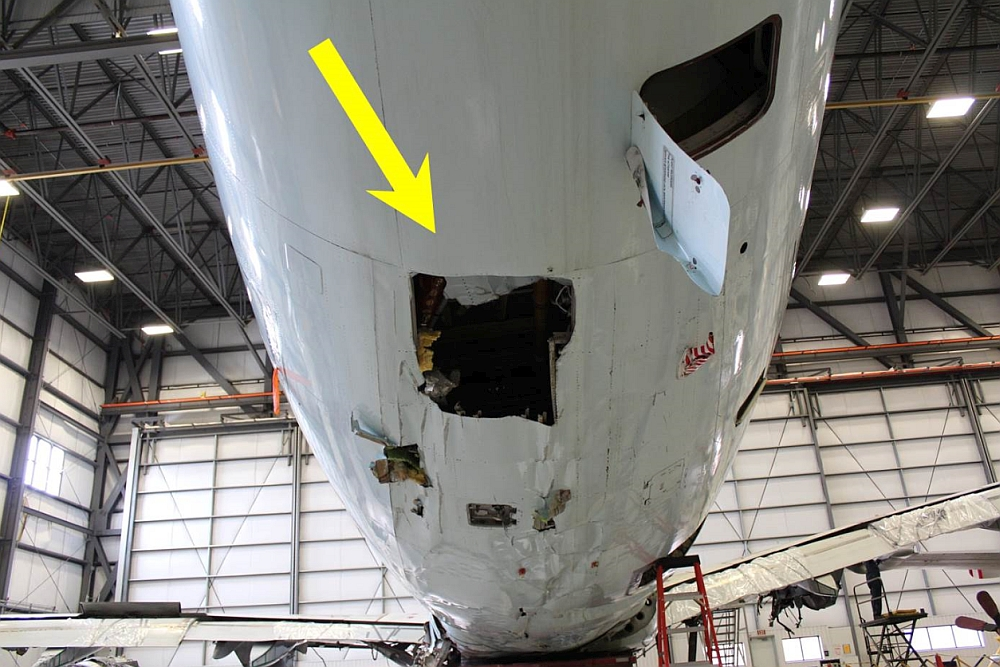 Aviation Investigation Report A15H0002 - Transportation