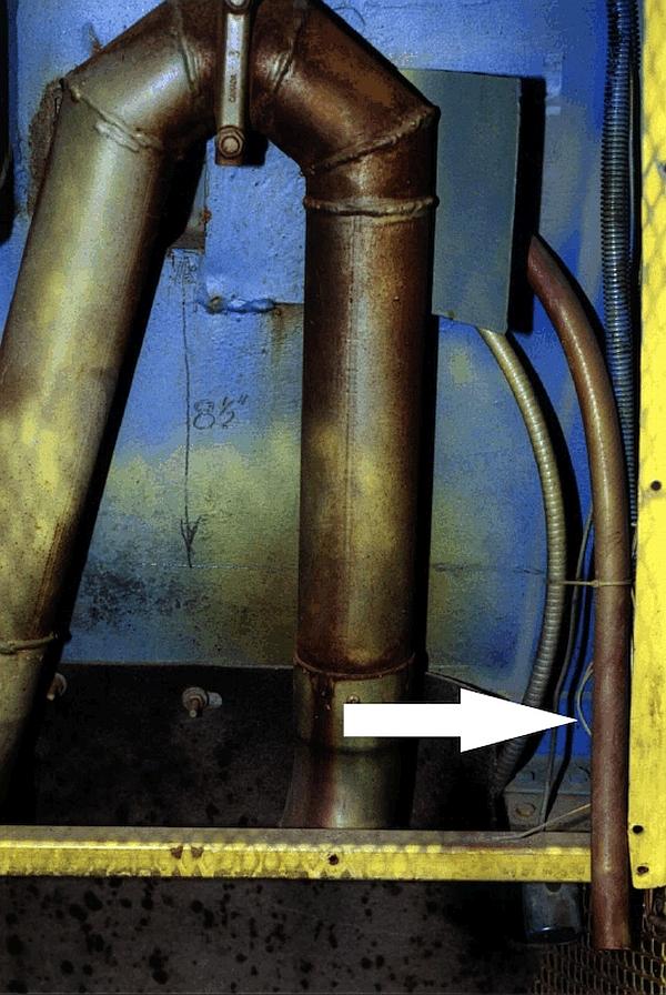 Marine Investigation Report M02C0030 - Transportation Safety Board