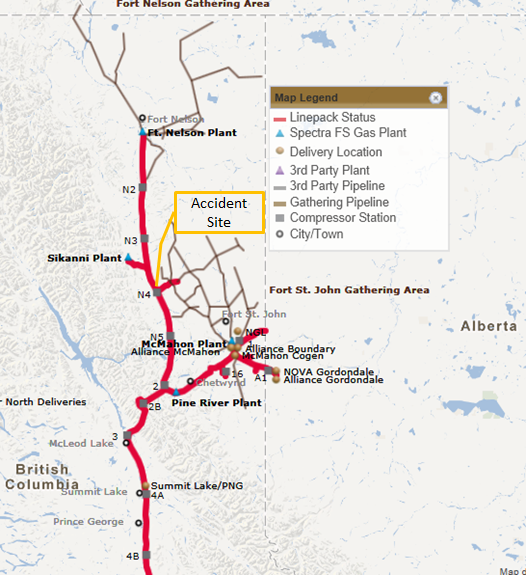 Transportation Safety Board Of Canada Pipeline