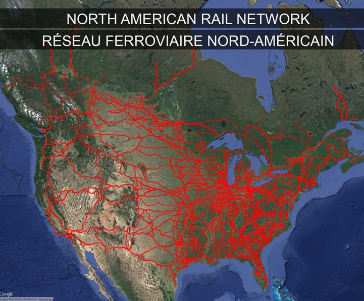 Railway Investigation Report R13d0054 Transportation Safety Board Of Canada