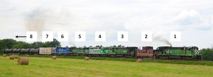 Railway Investigation Report R13D0054 - Transportation