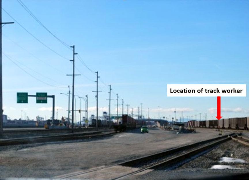 Railway Investigation Report R16V0195 - Transportation Safety Board