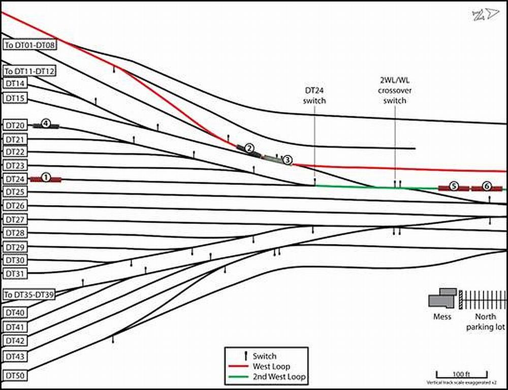 Railway Transportation Safety Investigation Report R17D0123